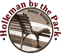 Apartments For Rent Near Me – HollemanByThePark.com Logo